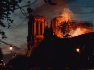 ノートルダム寺院再建法案、今月10日に国会で審議