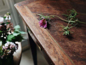 フランス・花のある暮らし