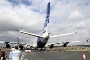 エールフランス 2022年までにA380の退役を発表