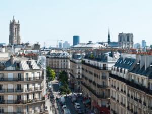 パリ 不動産平均価格 平米1万ユーロ(約118万円)超え