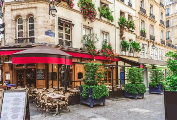 パリ カフエ
