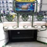 パリの地下鉄スト