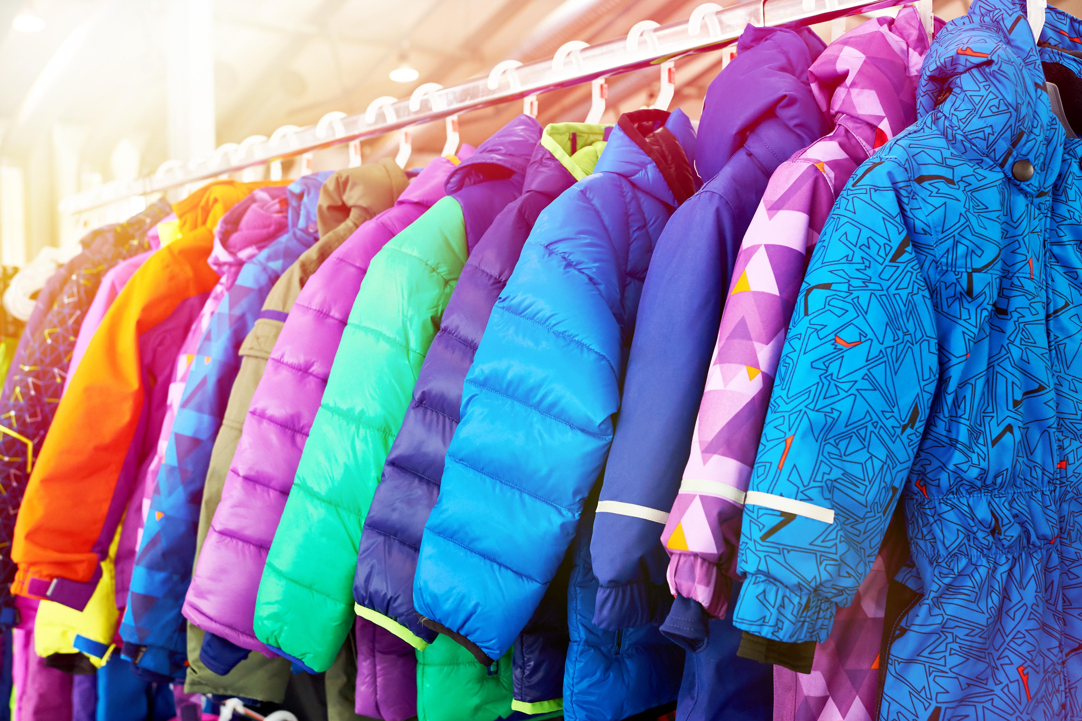 子どものスキーウェア