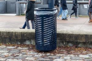 フランスの街からゴミ箱が消える?