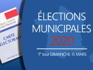 フランス 3月の地方選挙は実施予定