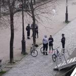 フランス外出禁止、警察のコントロール