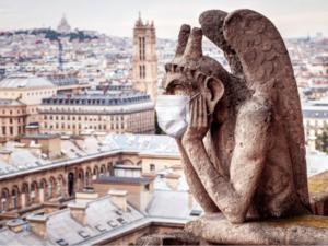 新型コロナウイルス  今フランスで起こっている事