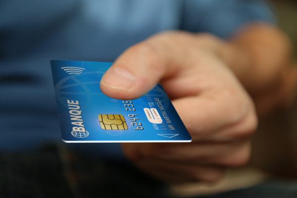 カルトブルー 銀行カード