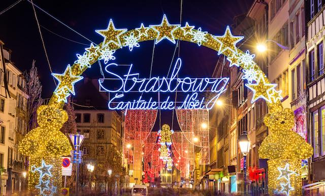 ストラスブールクリスマスマーケット、コロナ感染増で中止