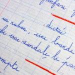フランス語 ディクテ