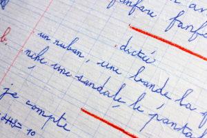 仏検2級合格は上級者への第一歩!筆記試験のポイントは?