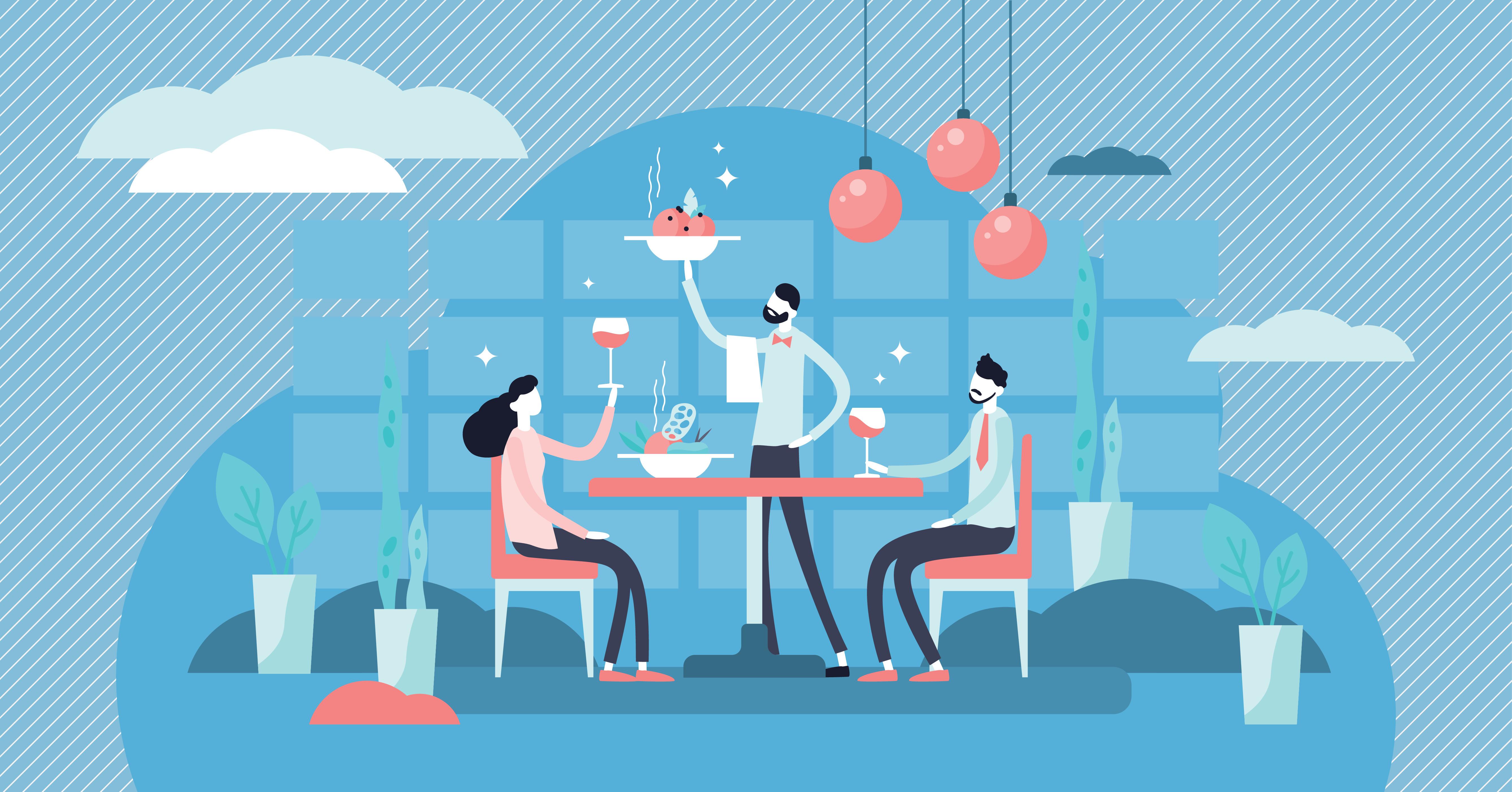 レストラン カフェ