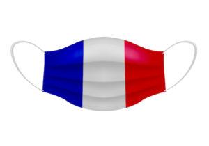 夜間外出禁止、フランス全国的に18時から EU圏外からの入国、事前PCR検査を義務に