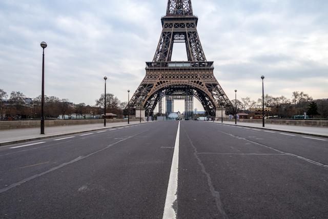 フランス3度目のロックダウンはありか?