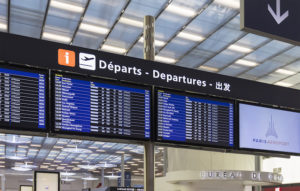 パリ シャルル・ド・ゴール空港、コロナでターミナル4の夢破れ
