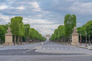 フランス パリ及び16県で3回目のロックダウン 3月19日より1ヶ月
