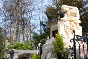 ショパン 墓地