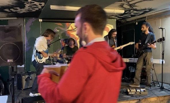 Fête de la musique à Montreuil 2021