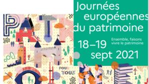 フランス 特別な2日間!ヨーロッパ文化遺産の日