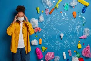 2022年春夏パリコレ終幕 ファッション業界に気候変動への責任問うデモ